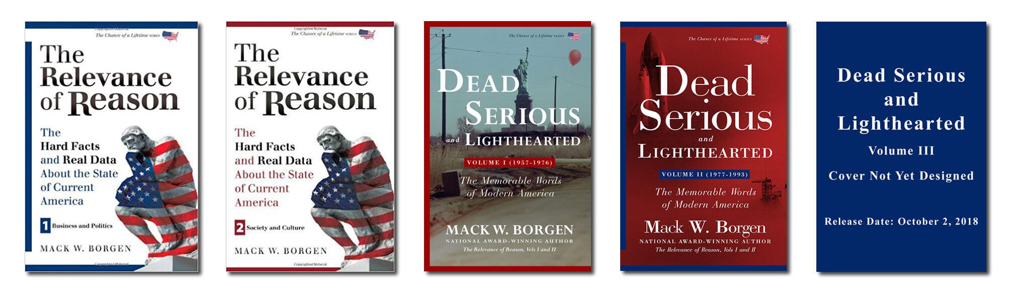 Mack Borgen's book series