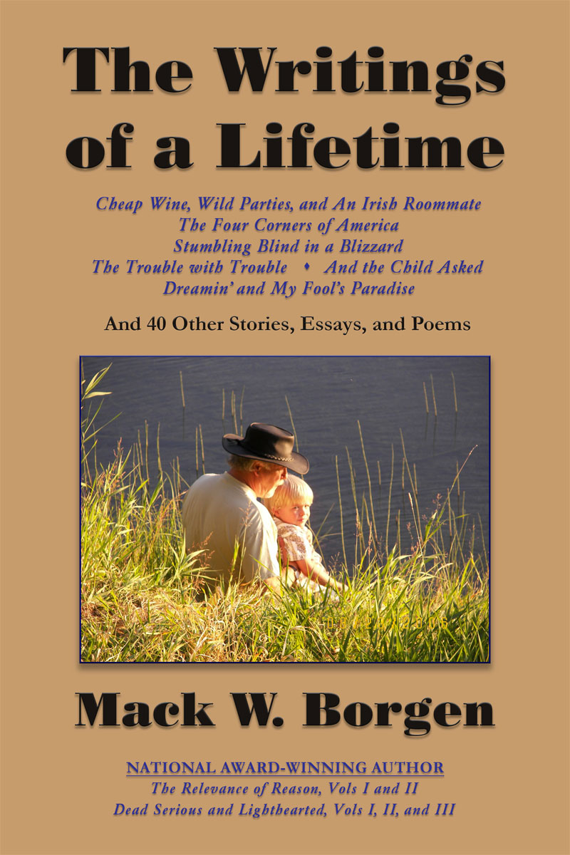 The Writings of a Lifetime book cover