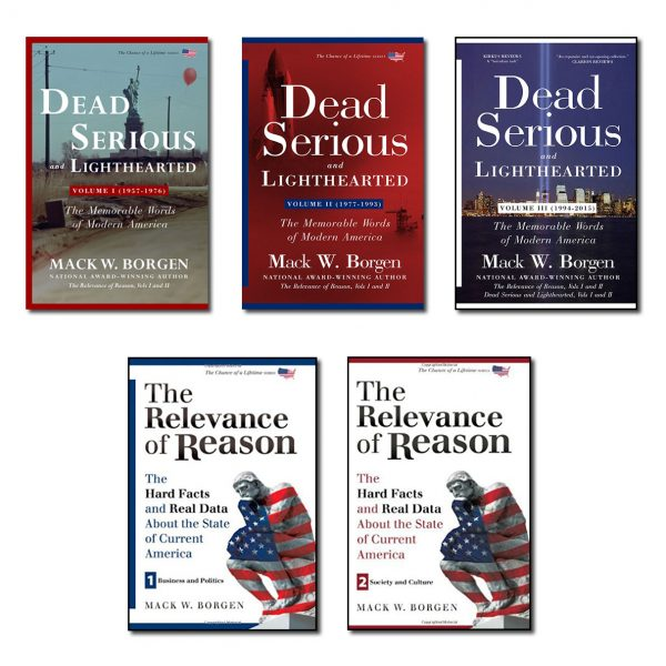 Books authored by Mack Borgen